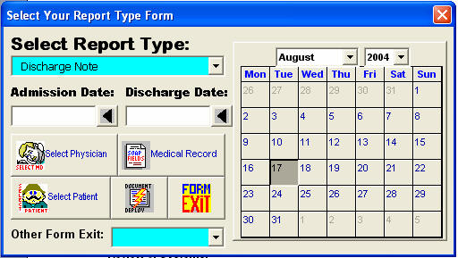 The Ms Word Emr Project